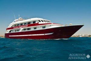 Socorro Aggressor - Socorro Islands Liveaboard Diving