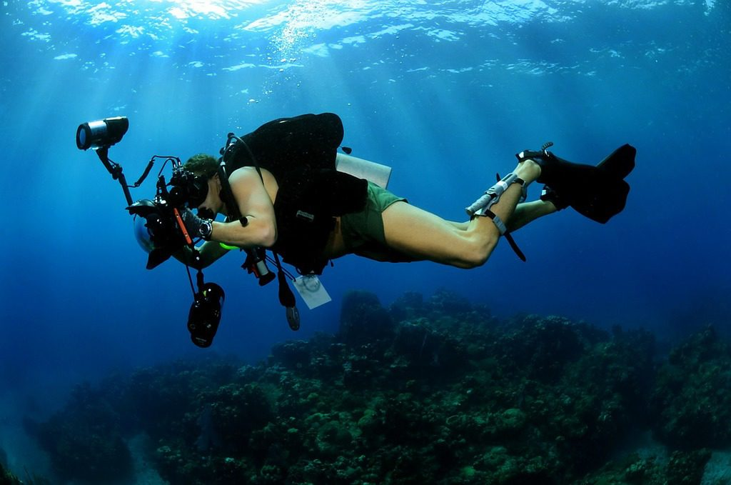 Underwater Photography Adventure Dive