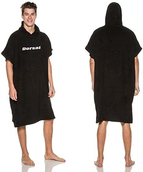Dorsal Changing Robe Surf Poncho - Best Gifts For a Scuba Diver