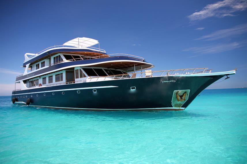 MV Ocean Divine - Maldives Liveaboard