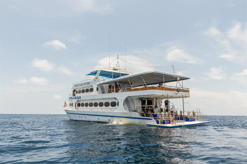 MV Pawara - Similans Liveaboard Diving