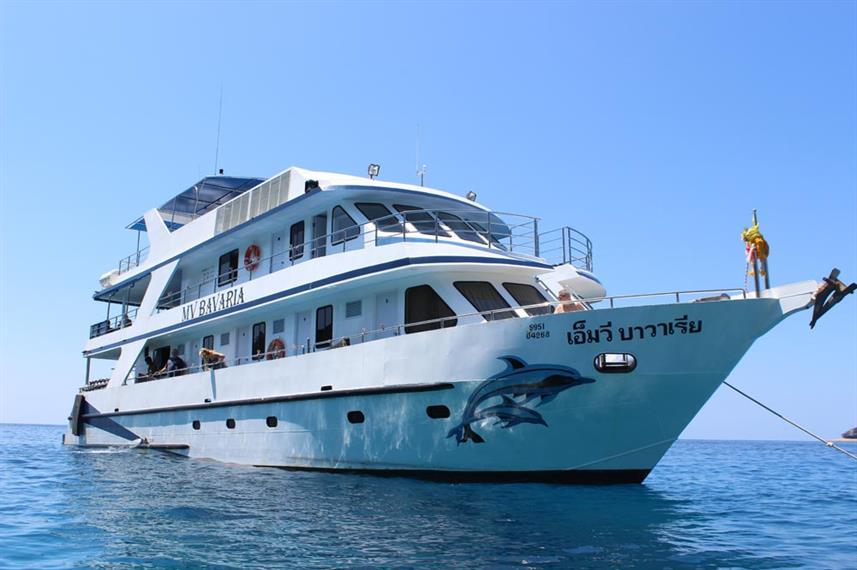 MV Bavaria - Thailand and Burma Liveaboard Diving