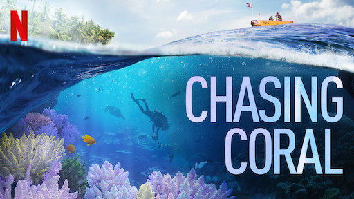 Chasing Coral Documentary Poster