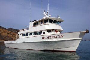 MV Horizon - Guadalupe Island Shark Cage Diving