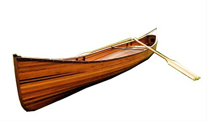 Old Modern Handicrafts Real Canoe