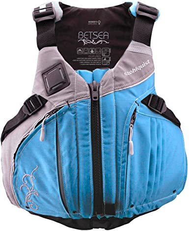 Stohlquist Betsea Women's Kayak Life Vest - Best Kayaking Life Vest Women