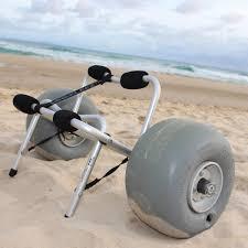 Wheeleez Kayak Beach Cart - What is the Best Kayak Cart?
