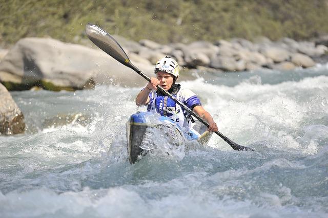 Whitewater Kayaker - Best Kayak Helmets