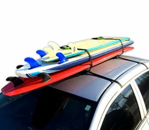 Block Surf Surfboard Roof Rack - Best Surfboard Racks for Cars