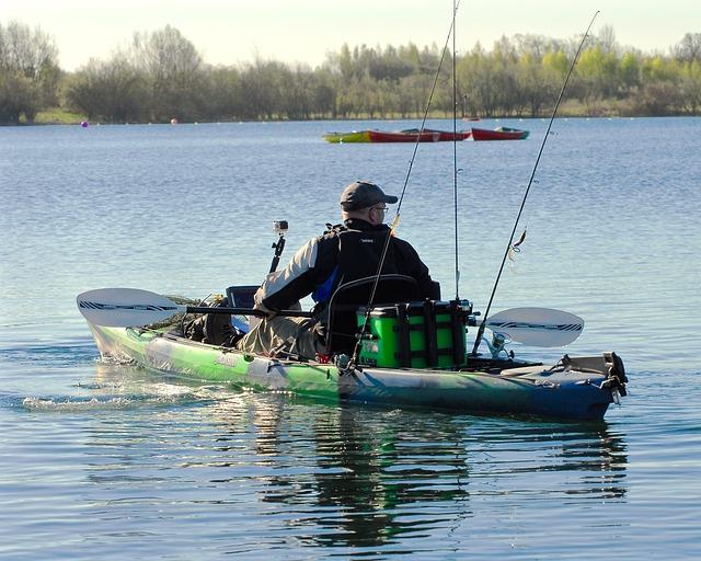 Kayak Fisherman - Best Kayak Paddles for Fishing