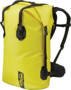 SealLine Black Canyon Waterproof Dry Pack - Best Waterproof Bags Kayaking