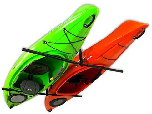 StoreYourBoard Hi-Port 2 Kayak Ceiling Rack - Best Kayak Storage Racks