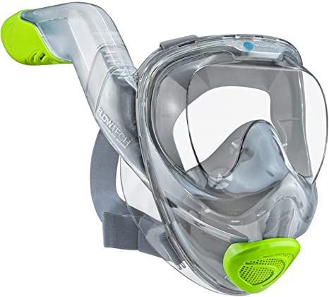 Wildhorn Outfitters Seaview 180° V2 Full Face Snorkel Mask - Best Full Face Snorkel Mask in 2020