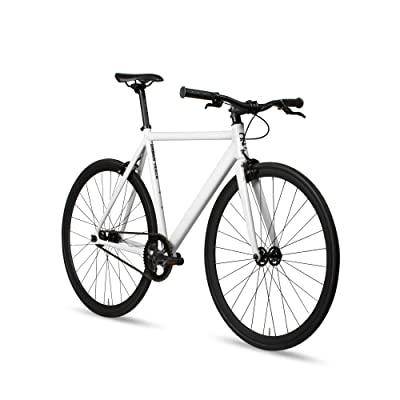 6KU Aluminum Single Speed Urban Track Bike - Best Single Speed Bikes in 2020