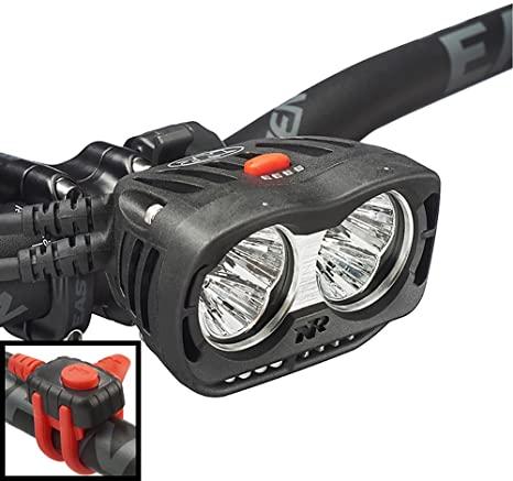 NightRider Pro Enduro 3600 MTB Light - Best MTB Lights in 2020