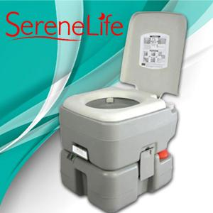 SereneLife Outdoor Portable Toilet - Best Portable Toilets for 2020