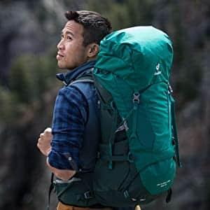 Deuter Aircontact Lite 50+10 - Best Backpacking Backpacks in 2020