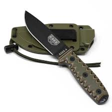 ESEE 4P Fixed Blade Camping Knife - Best Camping Knife for 2020