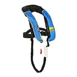 Lifesaving Pro Premium Inflatable Youth Automatic Manual Life Jacket - Inflatable Life Jackets Reviews