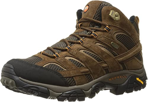 Merrell Moab 2 Mid WP - Best Hiking Boots for 2021