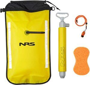 NRS Kayak Bilge Pump and Basic Touring Safety Kit - Kayak Bilge Pump Reviews