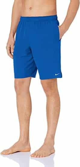 Nike Solid Lap Volley Short Swim Trunk - Best Men's Swimming Trunks