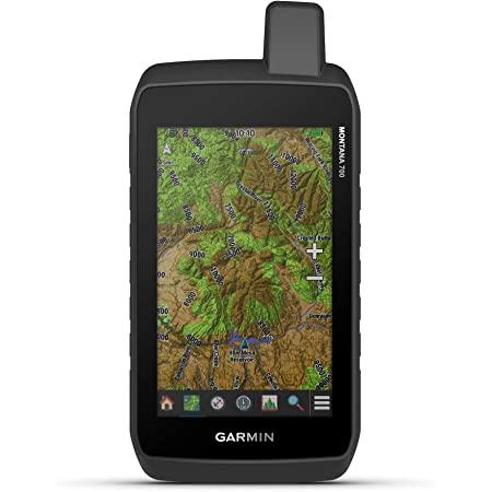 Garmin Montana 700 - Best Handheld GPS in 2021